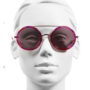 Wildfox pink Winona sunglasses